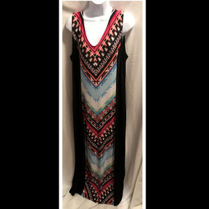 Size PXL XL Petite Kim Rogers Maxi Dress